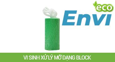 vi sinh xử lý mỡ (block)