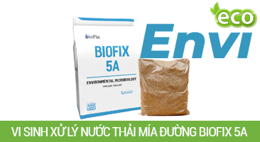 vi sinh xử lý nước thải mía đường BioFix 5A