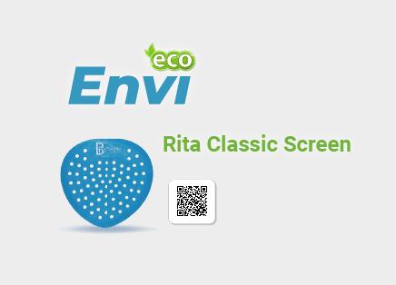 Tấm lót khử mùi bồn tiểu Rita Classic Screen