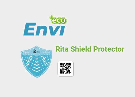 Tấm lót khử mùi bồn tiểu Rita Shield Protector