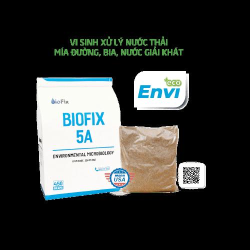 Vi sinh xử lý nước thải mía đường - bia - nước giải khát Biofix 5A